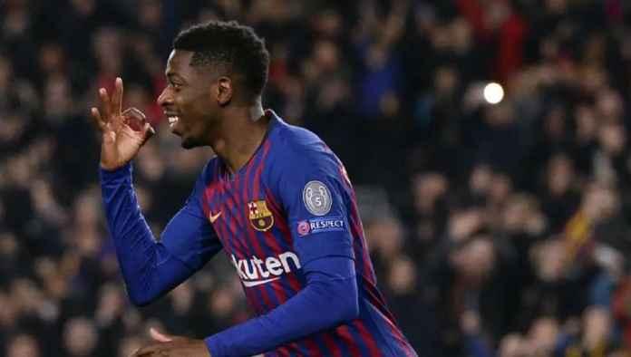 Ousmane Dembele Diingatkan Jadwal Latihan Walau Cetak Gol untuk Barcelona