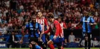 Prediksi Club Brugge vs Atletico Madrid 12 Desember 2018