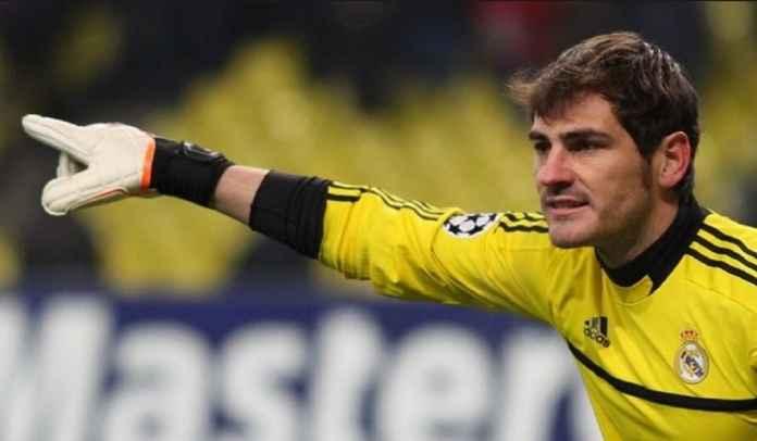 Iker Casillas Catatkan 100 Kemenangan di Liga Champions Bersama Porto