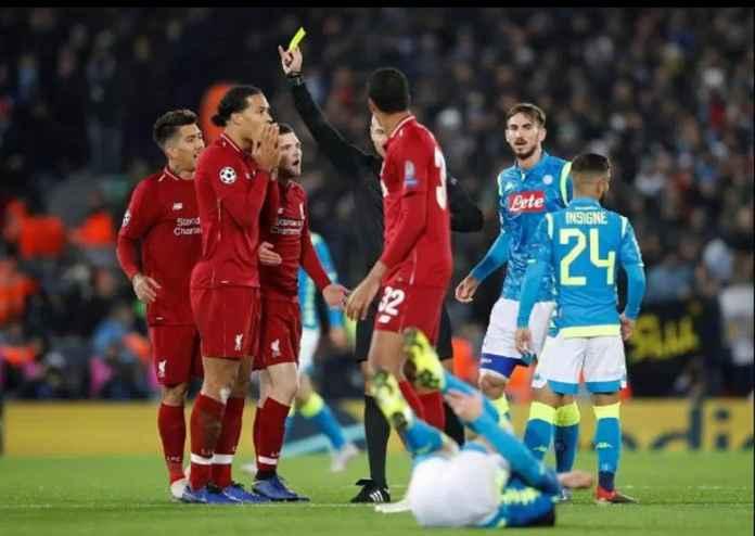 Virgil van Dijk Tak Perkuat Liverpool di Leg I 16 Besar Liga Champions