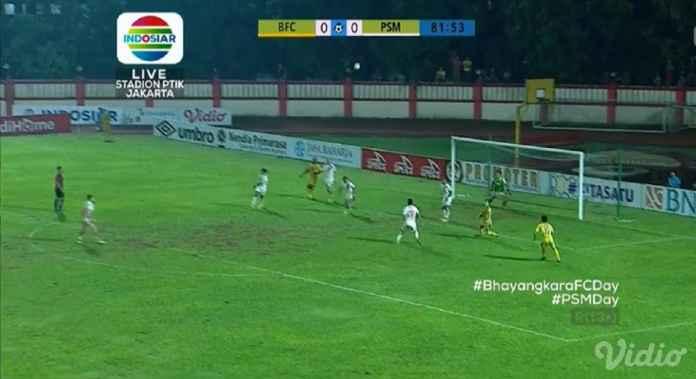 Hasil Bhayangkara FC vs PSM Makassar Skor 0-0, Juku Eja Tertahan di Posisi 2