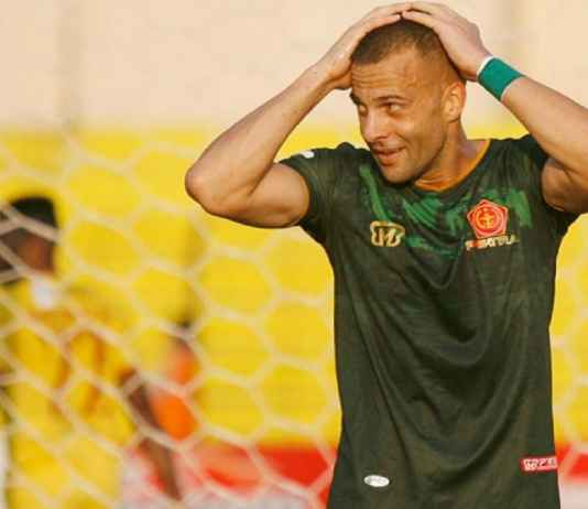 Alexandar Rakic Striker PS Tira Jadi Topskorer Liga 1 Indonesia