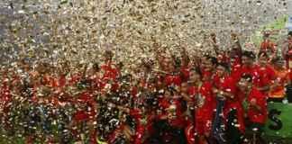 Persija Jakarta Harus Tunda Perayaan Gelar Juara, Ini Sebabnya