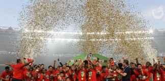 Persija Jakarta Rayakan Gelar Juara Keliling Ibukota, Sabtu (15/12)