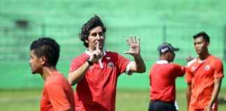 Persija Jakarta Pertahankan Pelatih Stefano Cugurra Teco