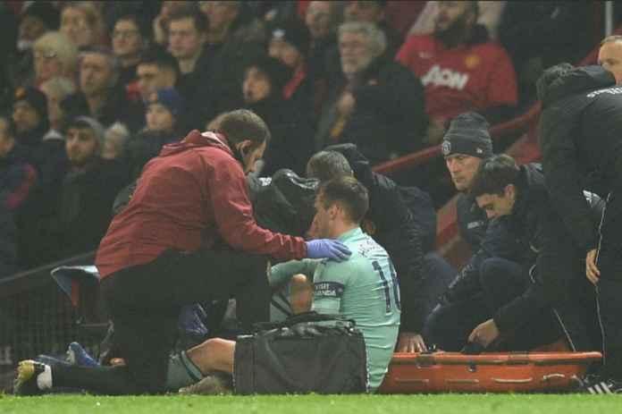 Arsenal Khawatir Rob Holding Absen Panjang