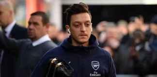 Arsenal Kembali Tanpa Mesut Ozil, Ini Alasannya