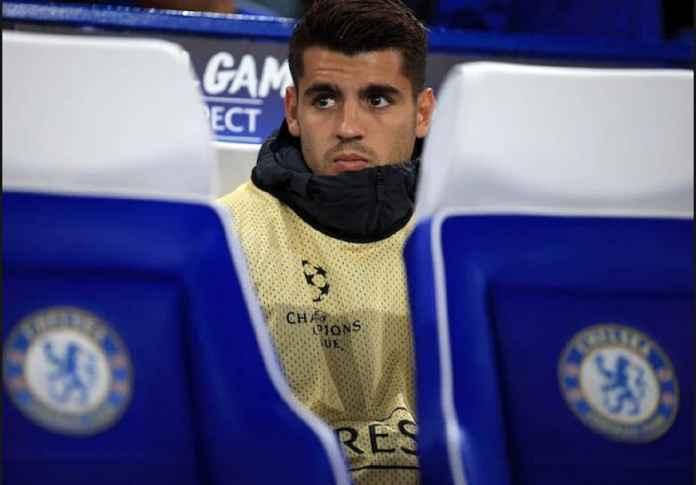 Chelsea Benar-benar Tinggalkan Alvaro Morata