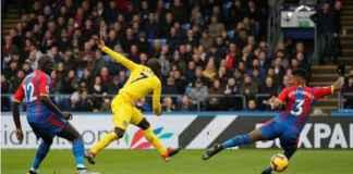 Hasil Pertandingan Crystal Palace vs Chelsea, Skor 0-1