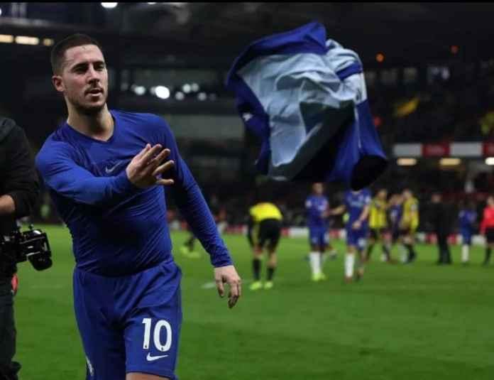 Chelsea Masih Tunggu Eden Hazard Bicarakan Kontrak Baru
