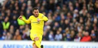 Chelsea Tanpa Eden Hazard di Piala Liga Kontra Bournemouth