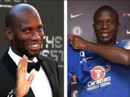 Chelsea Ternyata Ikuti Saran Didier Drogba Soal N'Golo Kante