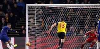 Pemain Chelsea Eden Hazard Bukukan 100 Gol di Boxing Day