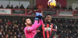 Alisson Becker Pecahkan Rekor Saat Liverpool Bantai Bournemouth