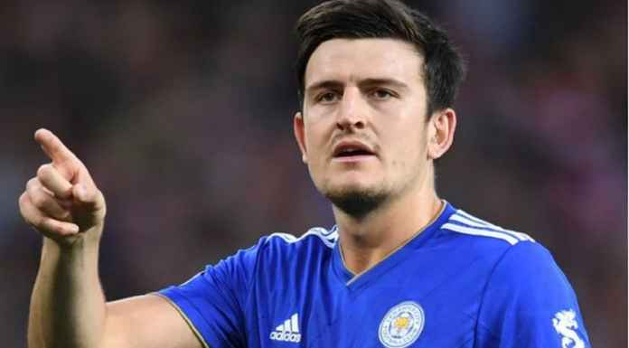 Leicester City Pertahankan Harry Maguire dari Manchester United