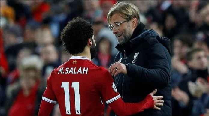Pelatih Liverpool Hampir Menangis Lihat Mohamed Salah