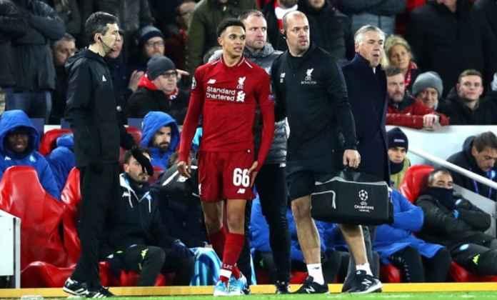 Liverpool Tanpa Trent Alexander-Arnold Hadapi Manchester United