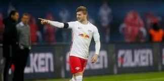 Liverpool Saingi Bayern Munchen Buru Bintang RB Leipzig, Timo Werner