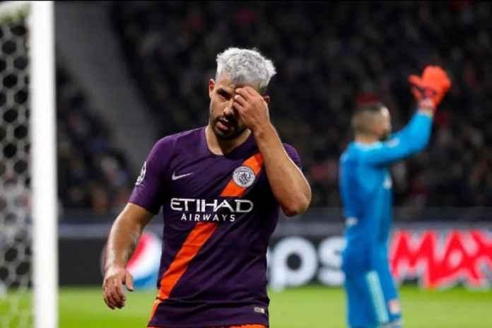 Manchester City Tanpa Sergio Aguero di Kandang Chelsea