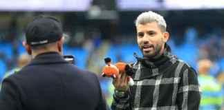 Manchester City Tetap Tanpa Sergio Aguero di Kandang Watford