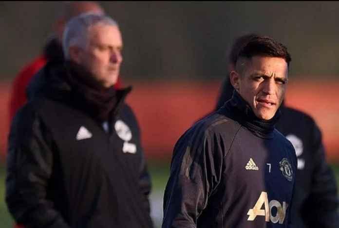 Alexis Sanchez Tinggalkan Manchester United Mudik ke Chile