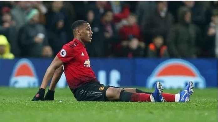 Jose Mourinho Ungkap Cedera Anthony Martial Saat Manchester United Hadapi Arsenal