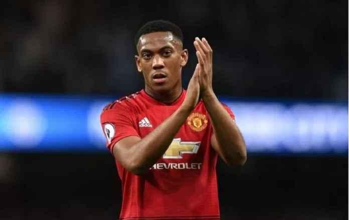 Manchester United Minus Anthony Martial Hadapi Fulham