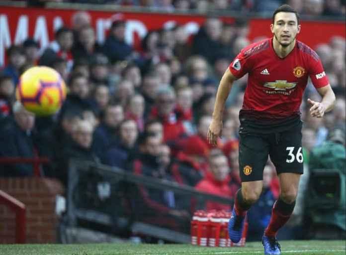 Fulham Ingin Boyong Matteo Darmian dari Manchester United