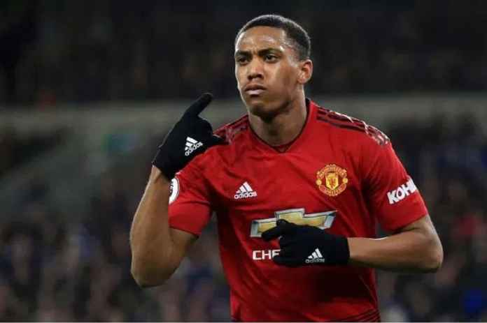 Manchester United Tanpa Anthony Martial di Boxing Day Kontra Huddersfield
