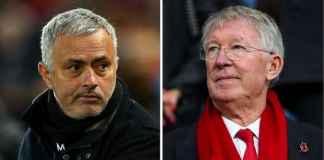 Sir Alex Ferguson Punya Calon Gantikan Jose Mourinho di Manchester United