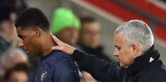 Manchester United Ungkap Cedera Marcus Rashford