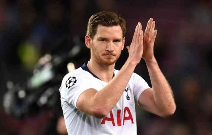 Jan Vertonghen Berharap Tetap di Tottenham Hotspur