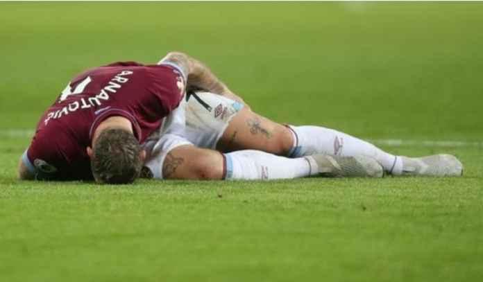 West Ham United Tanpa Marko Arnautovic di Sisa Tahun Ini