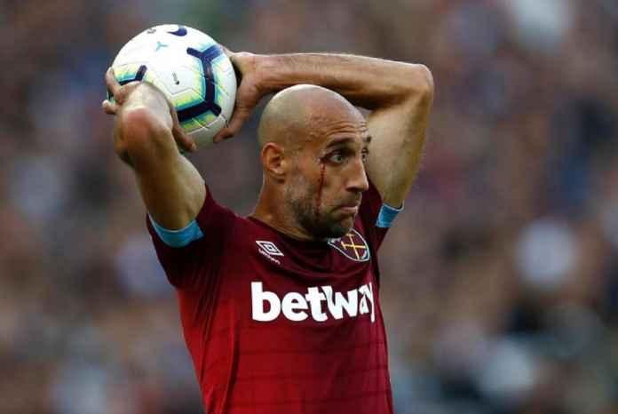 Bintang West Ham United Pablo Zabaleta Bantah Pensiun Akhir Musim Ini