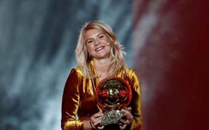 Ada Hegerberg Raih Ballon d'Or Pertama dengan Catatan Gemilang