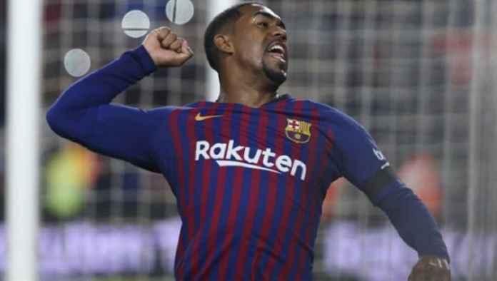 Malcom Diminta Klub China Tinggalkan Barcelona