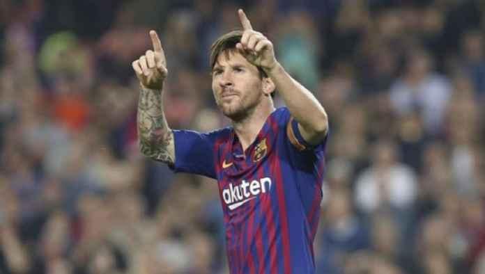 Lionel Messi Penyerang Terbaik Dunia Versi ESPN