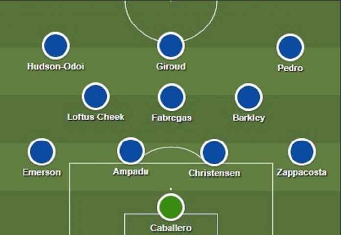 Chelsea Mainkan Ethan Ampadu dan Callum Hudson-Odoi Starter di Vidi FC