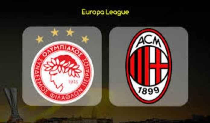 Prediksi Olympiakos vs AC Milan 14 Desember 2018