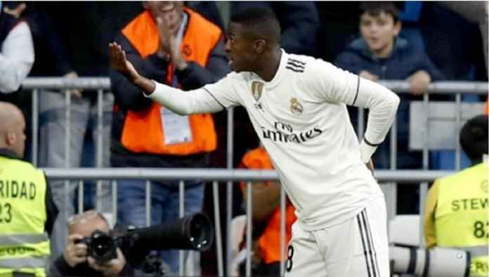 Vinicius Junior Perkuat Real Madrid di Piala Dunia Klub 2018