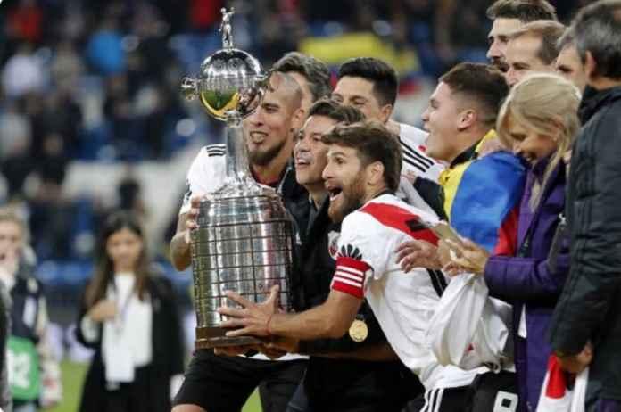 River Plate Lengkapi Daftar Peserta Piala Dunia Klub