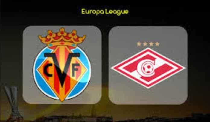 Prediksi Villarreal vs Spartak Moscow 14 Desember 2018