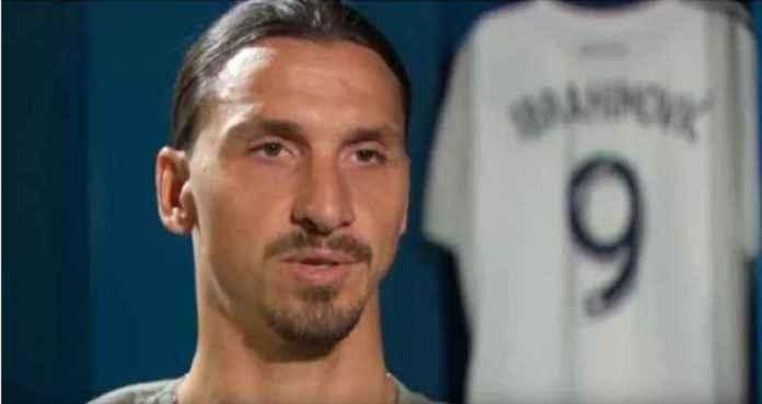 Zlatan Ibrahimovic Bertahan di LA Galaxy