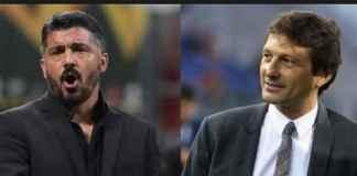 AC Milan Pertimbangkan Leonardo Gantikan Gennaro Gattuso