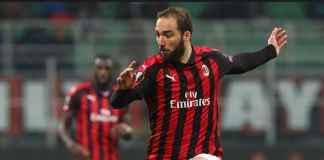 AC Milan Terakhir Kali Dibela Gonzalo Higuain di Laga Kontra SPAL