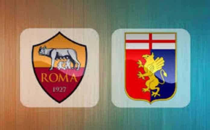 Prediksi Roma vs Genoa 17 Desember 2018