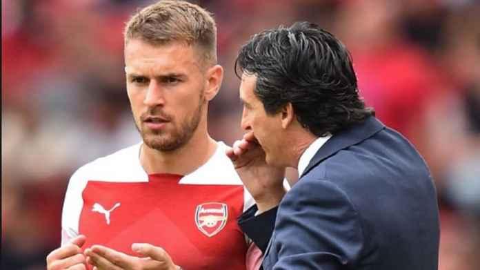 Inter Milan Saingi Juventus untuk Dapatkan Aaron Ramsey dari Arsenal