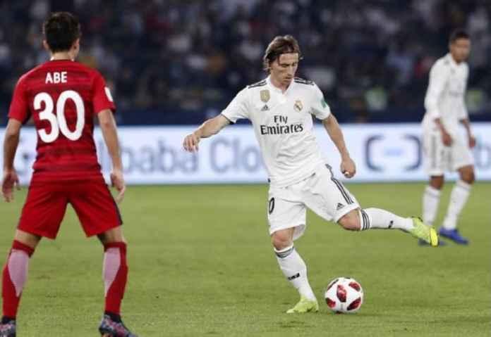 Inter Milan Kembali Incar Gelandang Real Madrid, Luka Modric