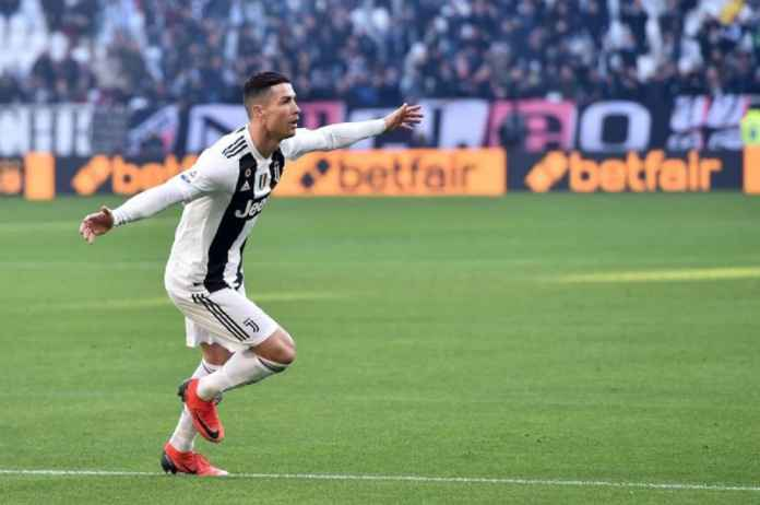 Cristiano Ronaldo Ukir Sejarah Walau Baru 5 Bulan di Juventus