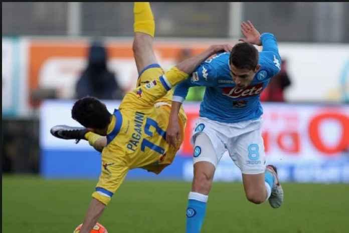 Prediksi Napoli vs Frosinone, Kesempatan Mengejar Poin Juventus